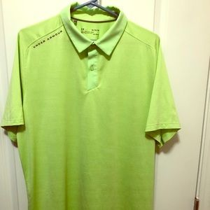 Under Armour golf/dress shirt
